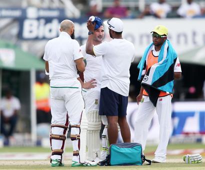 ICC rates Wanderers strip 'poor'