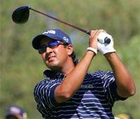 Kapur, Chowrasia shoot 1-under in rain-hit Ballantine`s