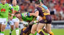'Give us a fair go': Canberra Raiders want equality in NRL TV deal after Channel Nine snub