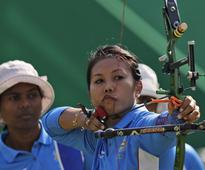 Atanu Das and L Bombayla Devi said they need more exposure in order to win medals at tournaments