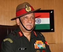 Army chief, HM discuss security situation in J&K