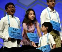 Spellers from around world compete in Scripps National Spelling Bee