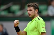 Murray, Wawrinka into last-eight, Gasquet sees off Nishikori