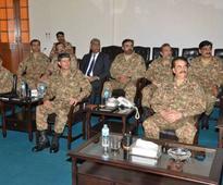 Economic progress linked with peace in Karachi, says army chief