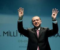 Germany rejects Erdogan's 'absurd' Nazi comparison, calls for calm