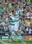 On loan from Manchester City, Patrick Roberts has sights set on Celtic treble next season