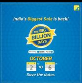 Flipkart sale offers: Best deals on headphones, power banks during Big Billion Days