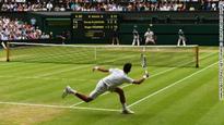 Wimbledon: World No. 772 sets up dream clash with Federer