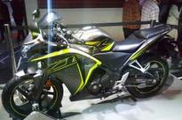 New Honda CBR250R unveiled