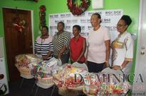 Big Edge Financial Express donates to Charity Organizations