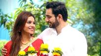 TV stars Siddhanth Karnick and Megha Gupta had a secret wedding