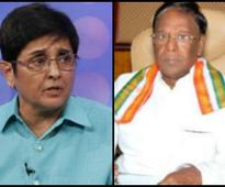 Puducherry lieutenant governor Kiran Bedi justifies holding video conferences with officers