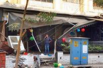 Mumbai: BMC razes illegal portions of popular Pali Hill eateries