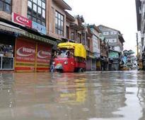 J&K govt declares flood in valley, Jhelum crosses danger mark in Srinagar