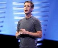 World not enough for Facebook whose CEO says journey only 1 per cent done