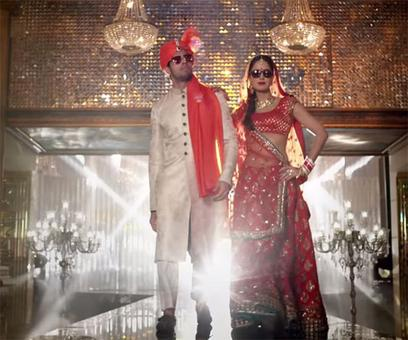 PIX: Katrina, Sidharth's Kala Chashma is all about SWAG!