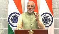 Let-down: Modi spoke much in his New Years Eve speech, but said little