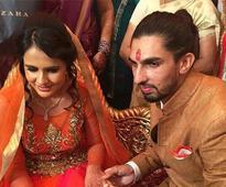 Ishant Sharma engaged to basketball player Pratima Singh