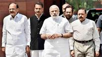 Why hasn't Modi visited drought-hit Maharashtra areas, asks Shiv Sena