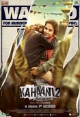 Kahaani 2 poster: Vidya Balan's Durga Rani Singh avatar is intriguing us beyond words