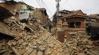 Two school buildings collapse by earthquake in Nepal
