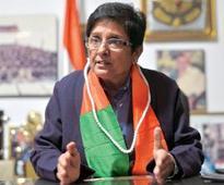 Kiran Bedi: I have reduced PM Narendra Modi's burden