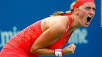 Kvitova injured in apartment robbery