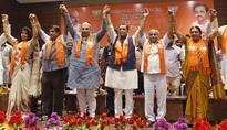 Gujarat gets new Vijay Rupani-led BJP government