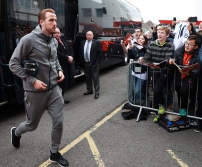 Football Briefs: Injured England striker Kane could return next month