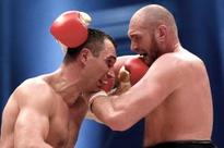 Fury has doping ban lifted but faces hearing ahead of Klitschko rematch