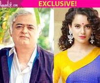 Kangana Ranaut's CONTROVERSY with Hrithik Roshan will not affect my film with her, clarifies Hansal Mehta