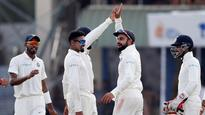 SL Vs Ind 1st Test: Visitors take control as hosts crumble in 1st innings