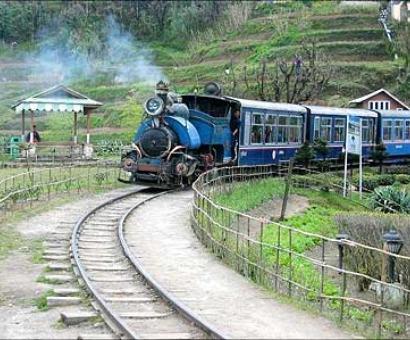 Darjeeling toy train ready to chug again from Dec