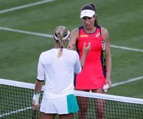 Eastbourne International: Angelique Kerber, Simona Halep ousted; Novak Djokovic moves into semis