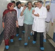 Div Com launches free water transport facility in Jhelum