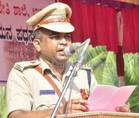 Udupi: At passing out parade, IGP Nimbalkar emphasizes people-friendly police