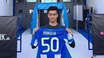 AIFF hails Ishan Pandita's signing with La Liga side