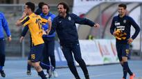 Hellas Verona relegated from Serie A despite late win over AC Milan