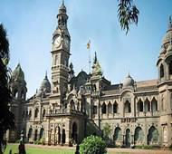 ABVP protest in Mumbai University over online admission process