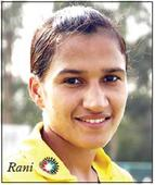 Rani to lead Indian women's hockey team at CWG