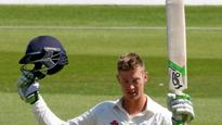 Centurion Jennings aces maiden Test, Ashwin hits back for India