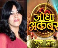 Ekta Kapoor ready with first epic 'Jodha Akbar'