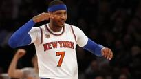 Report: Phil Jackson, Carmelo had 'contentious' meeting