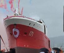 BAP Carrasco (BOP-171) Oceanographic and Polar Research Vessel