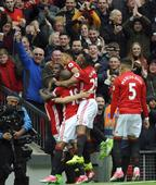 EPL title race heats up as Manchester United beat Chelsea