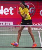 Badminton Championships: Sindhu in semis, assured of bronze