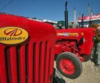 Mahindra tractor July sales rises 13.53%