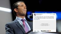 Donald Trump Jr.'s Skittles photo removed from Twitter