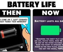 LOL: Witty Comics Compare Apple Products In The 2000s And Now