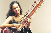 Anoushka Shankar performs at Cannes